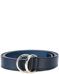 Santoni Ring Buckle Belt