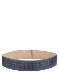 Whipstitch leather belt medium 3702772