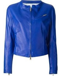 DSquared 2 Leather Jacket