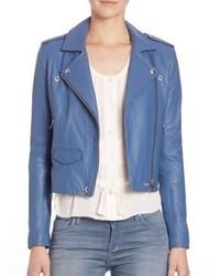 IRO Asheville Leather Moto Jacket