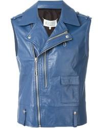 Maison Margiela Sleeveless Biker Jacket