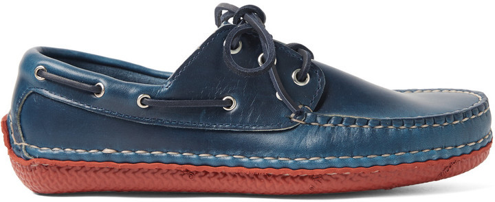 Quoddy Moc Ii Leather Boat Shoes | Where to buy & how to wear