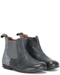 Pépé Pp Glitter Panel Boots