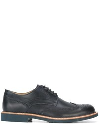 Tod's Contrast Sole Brogues