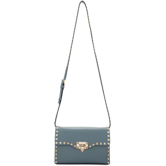 Valentino Blue Garavani Small Flap Bag