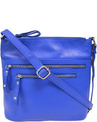 jcpenney Great American Leatherworks Leather Convertible Crossbody Bag