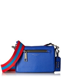 Marc Jacobs Gotham Small Shoulder Bag Cross Body Cobalt Blue