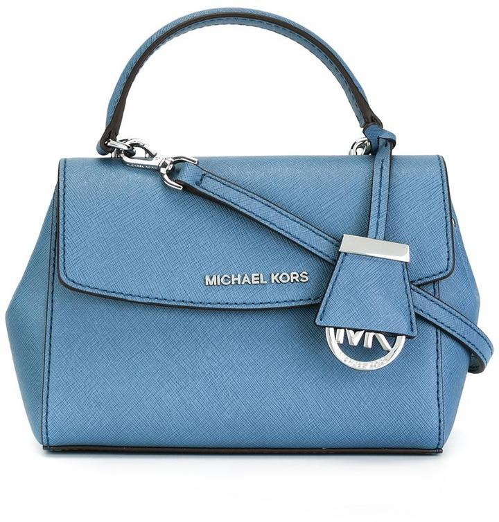 89d953cbce39 ... MICHAEL Michael Kors Michl Michl Kors Extra Small Ava Crossbody Bag