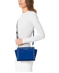 49d15943f192 ... crossbody bag women bagsmichael kors black bagofficial 20086 e82d7;  coupon code for michael kors michl kors selma medium studded leather  messenger 03778 ...