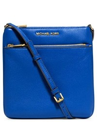 Michl michl kors small riley leather crossbody bag black medium 235564