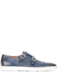 Double strap monk shoes medium 3660899
