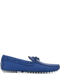 Car Shoe Laced Loafers
