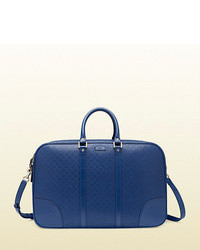 Gucci Bright Diamante Leather Duffle Bag