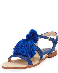 Kate Spade New York Sunset Tassel Strappy Sandal