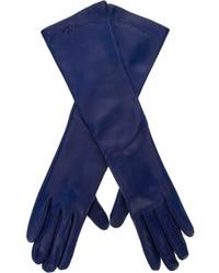 Giorgio Armani Long Leather Gloves