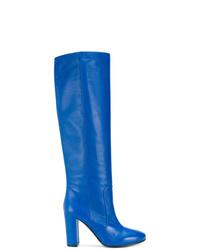 Via Roma 15 Block Heel Boots
