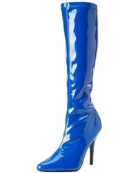 Pleaser seduce 2000 knee high boot medium 175565