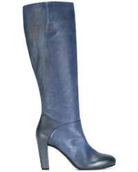 Roberto del carlo knee length boots medium 965252