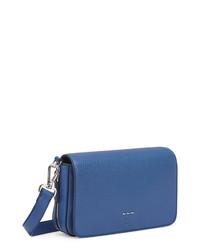 Fendi Mini Leather Messenger Bag