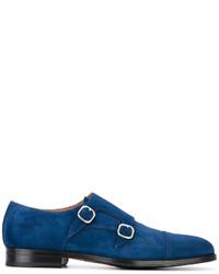 Doucal's Classic Monk Shoes