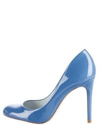 Pedro Garcia Brigitte Patent Leather Pumps W Tags