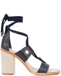 Rag & Bone Lace Up Sandals