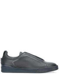 Ermenegildo Zegna Slip On Sneakers