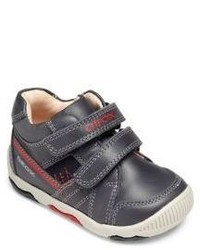 Geox Babys Toddlers Leather Sneakers