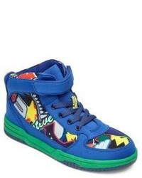 Stella McCartney Kids Toddlers Kids Graphic Print Sneakers