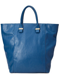 Forever 21 Classic Faux Leather Tote