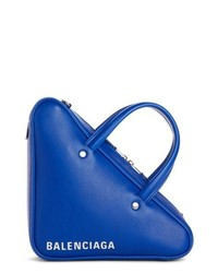 Balenciaga Extra Small Triangle Leather Bag