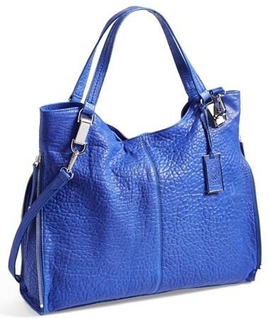 más popular colores y llamativos orden $278, Vince Camuto Riley Leather Tote
