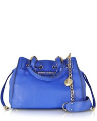 Juicy Couture Robertson Bristol Blue Leather Mini Daydreamer Handbag
