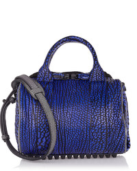 Alexander Wang Rockie Textured Leather Tote
