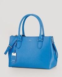 Lauren Ralph Lauren Tote Newbury Double Zip Shopper