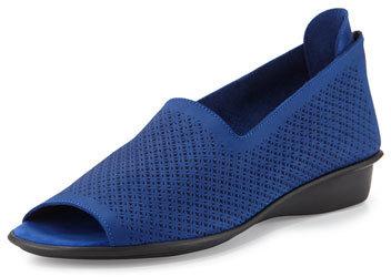 fe5c26269af ... Sesto Meucci Eadan Open Toe Demi Wedge Sandal Bluette ...
