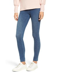 Lysse High Waist Denim Leggings