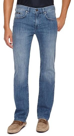 fashion style designer fashion cheap price Kansas Regular Fit 10 Oz Stretch Cotton Jeans