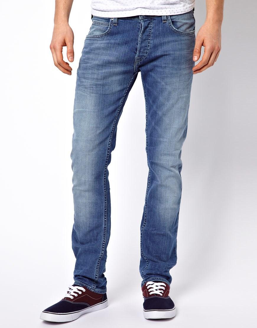 Mens Powell Slim Jeans Lee w9iPIm