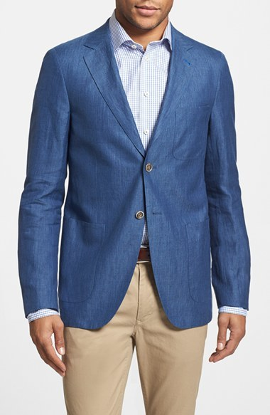 Peter Millar Linen Soft Sport Coat | Where to buy & how to wear