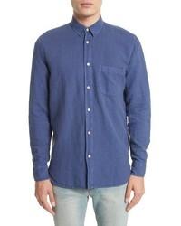 Our Legacy Generation Linen Cotton Sport Shirt