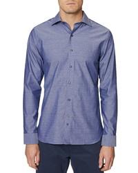 Hickey Freeman Bleecker Button Up Shirt