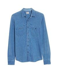 Faherty Brand Seasons Button Up Shirt