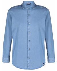 Drumohr Button Up Shirt
