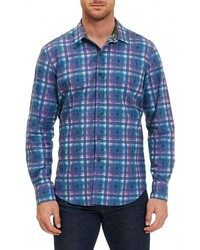 Classic fit neerav sport shirt medium 4123673