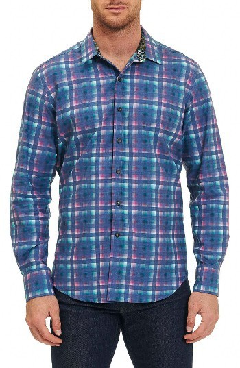 Robert Graham Classic Fit Neerav Sport Shirt