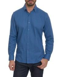 Robert Graham Colin Tailored Fit Sport Shirt