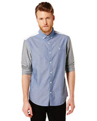 Original Penguin Colorblock Oxford Sportshirt