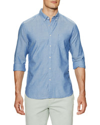 Life After Denim Oxford Cotton Sportshirt