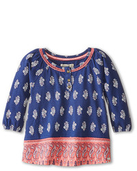 Lucky Brand Kids Maryn Border Top